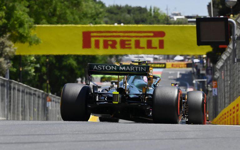 Sebastian Vettel, Aston Martin zozadu