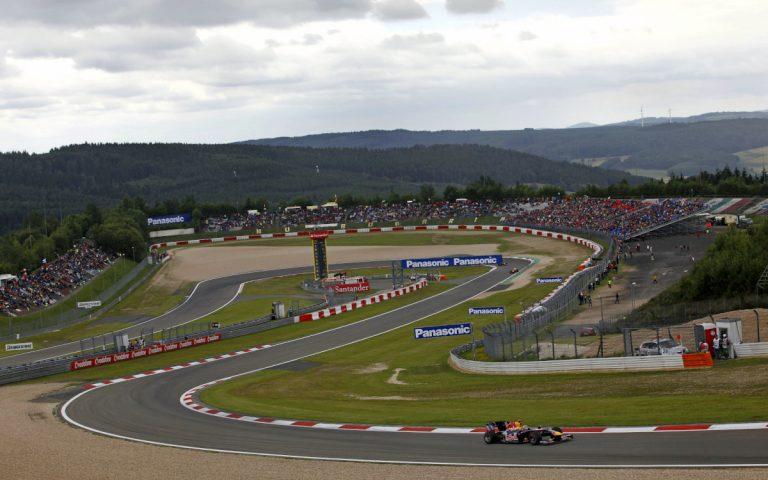 Nünburgring, Nemecko, Eifel