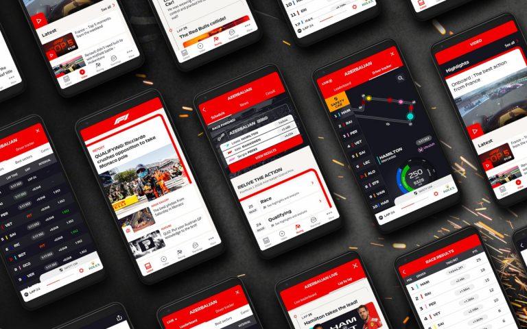 Aplikácia F1
