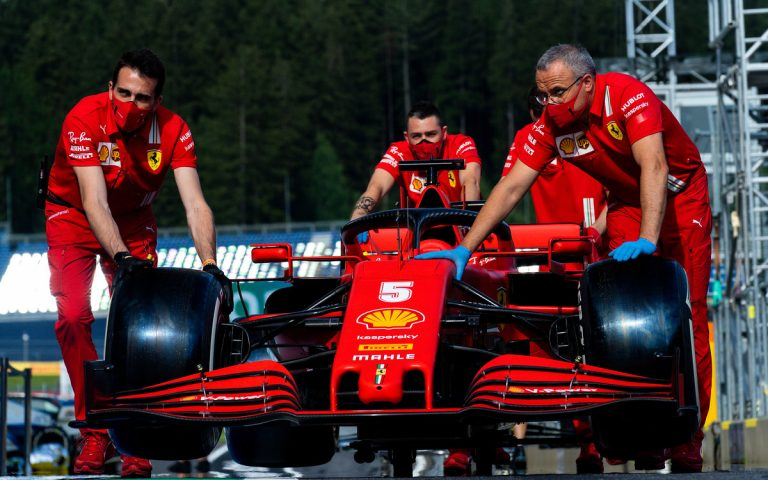 Auto Sebastiana Vettela