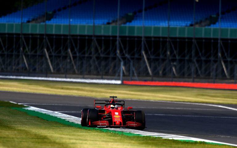 Sebastian Vettel s DRS