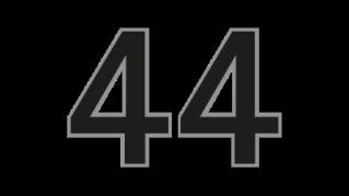 Číslo 44