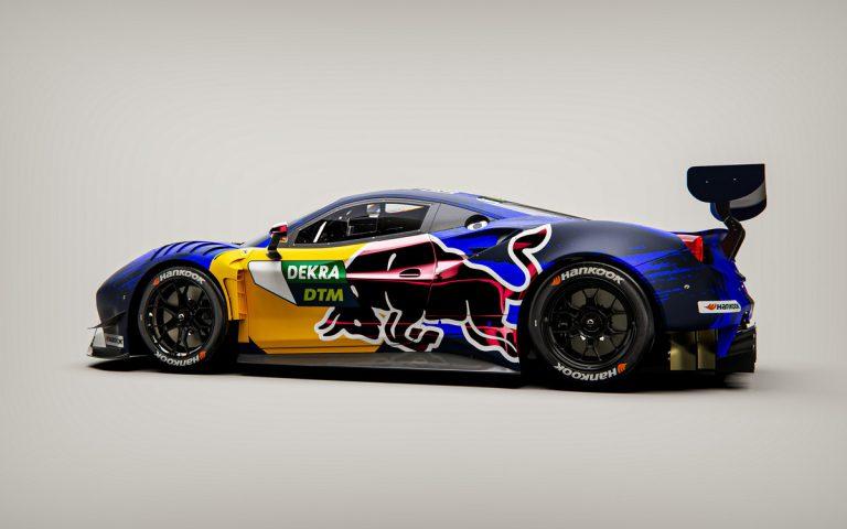 Red Bull v DTM