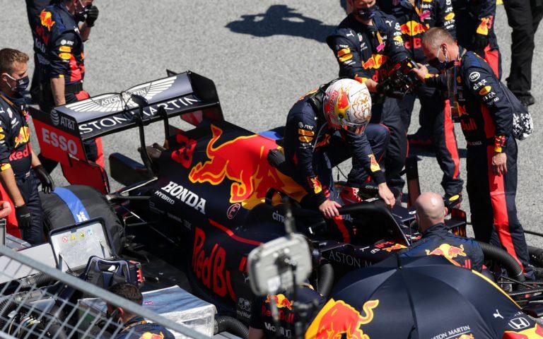 Max Verstappen odstupuje