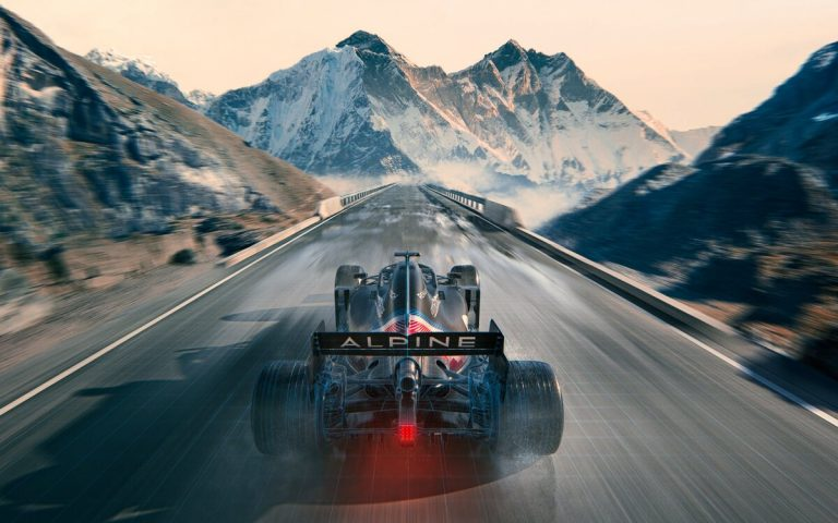 Alpine, ilustračné