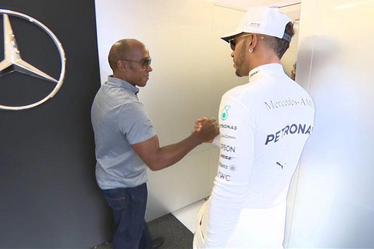 Anthony a Lewis Hamiltonovci