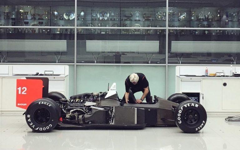 McLaren-Honda MP4/4, MTC