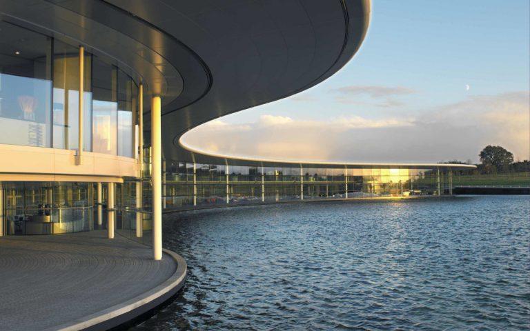 McLaren Technology Centre, Woking