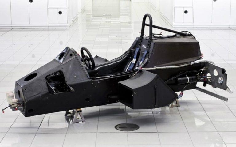 McLaren MP4 monokok
