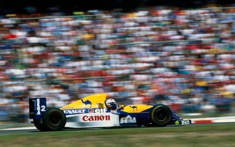 Alain Prost, GP Nemecka 1993