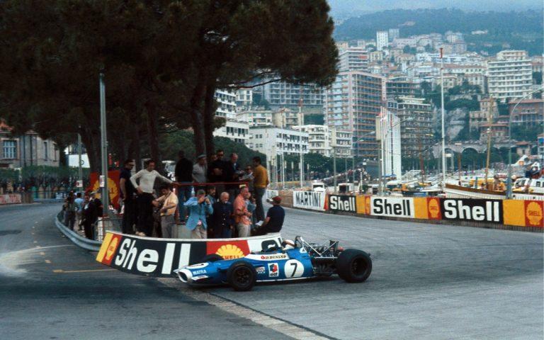 Jackie Stewart, VC Monaka 1969