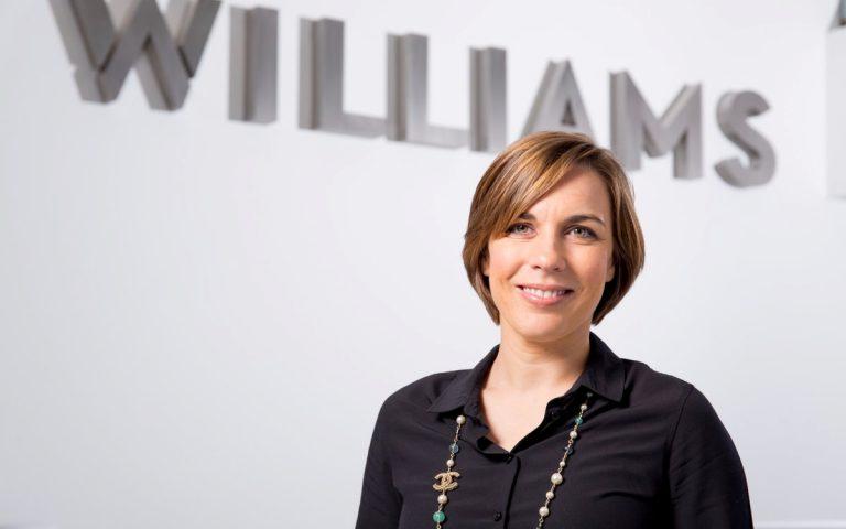 Claire Williamsová