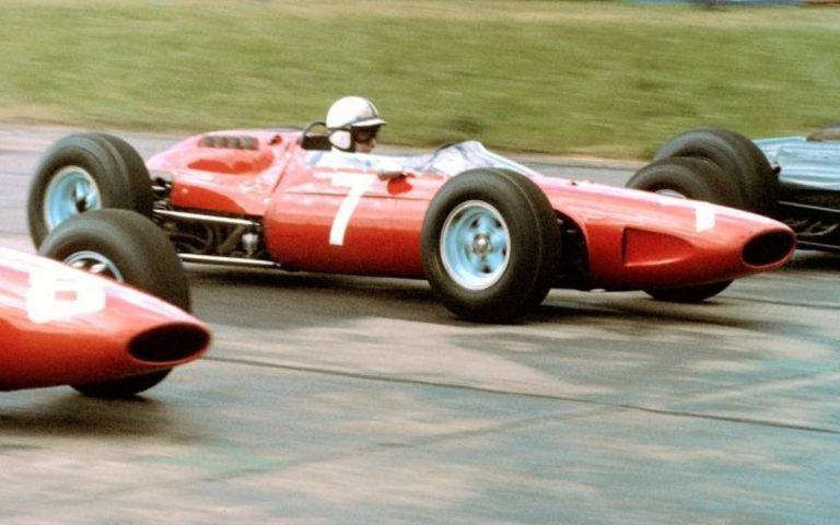 Lorenzo Bandini, Veľká cena Rakúska 1964