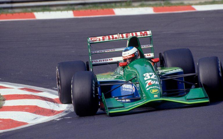 Michael Schumacher, Jordan 1991