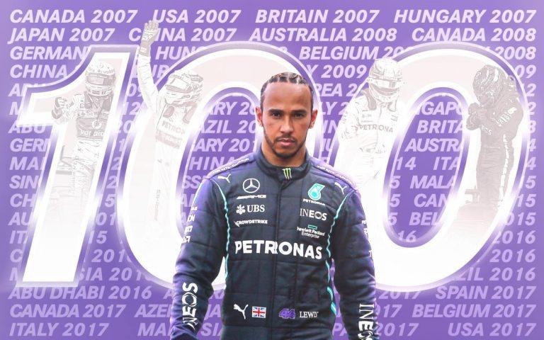 Lewis Hamilton ilustračné