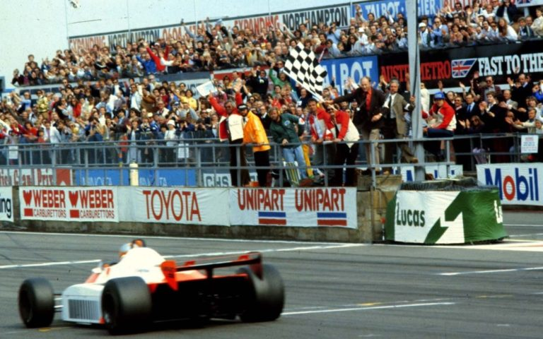 John Watson, McLaren-Ford MP4, VC Veľkej Británie 1981