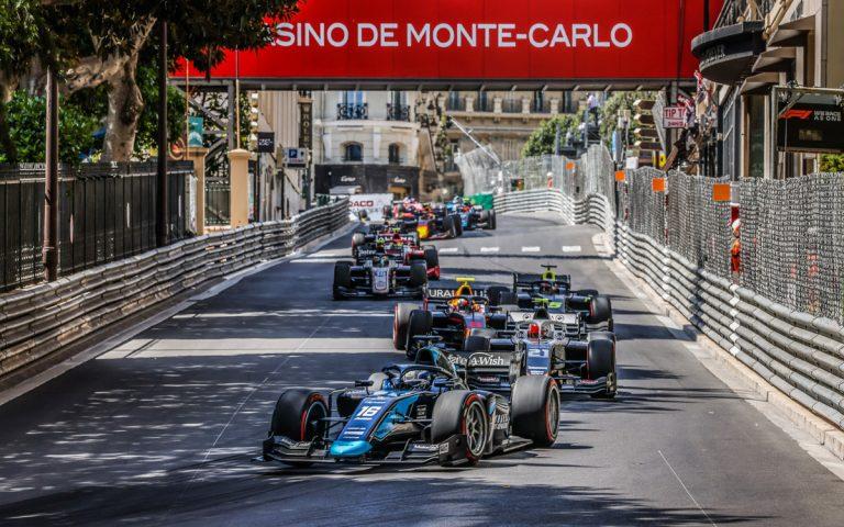 Monoposty F2 v Monaku