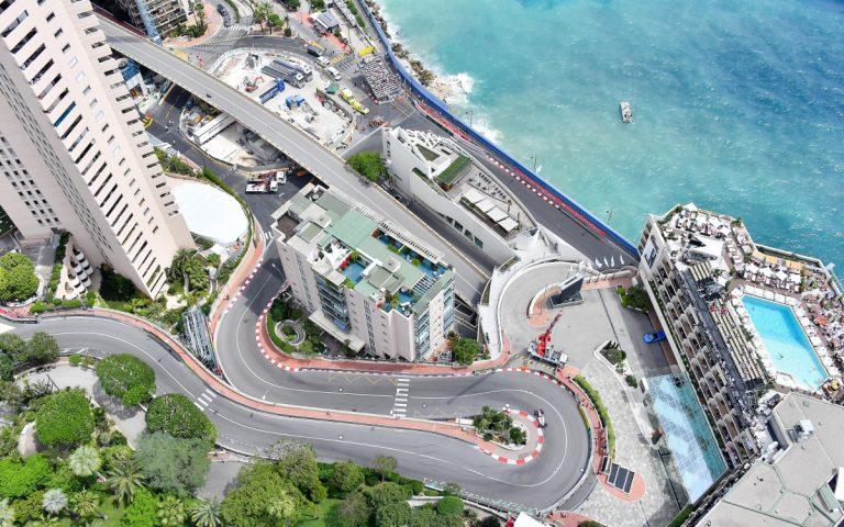 Monako ilustračné, Fairmont – Portier