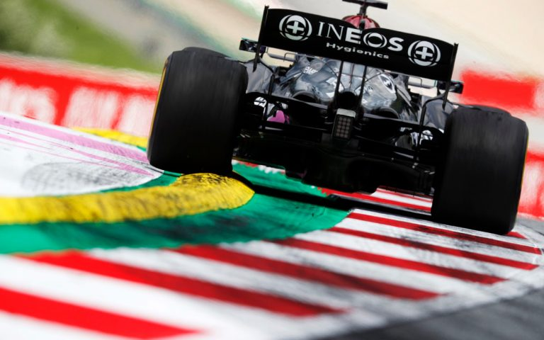 Lewis Hamilton, Mercedes zozadu