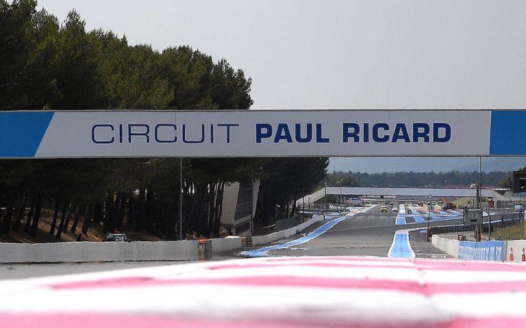 Paul Ricard, Le Castellet, Francúzsko