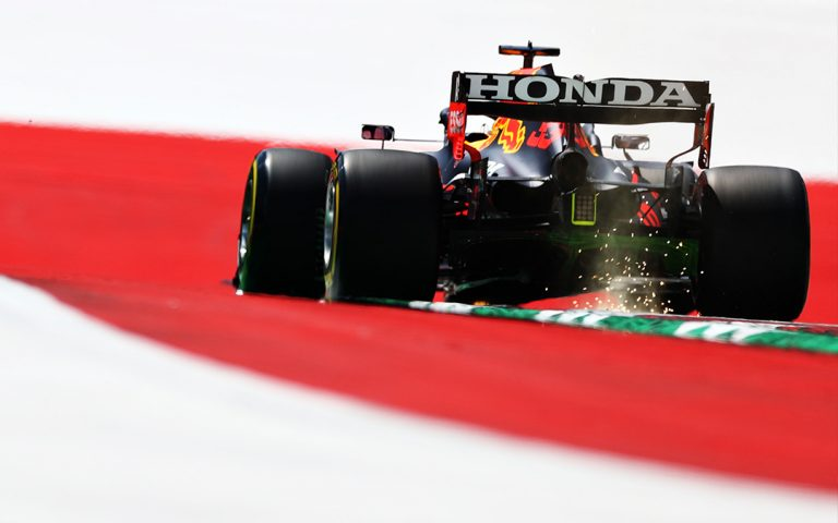 Max Verstappen, Red Bull zozadu