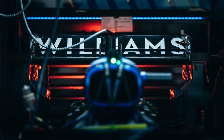 Williams, ilustračné, zadné krídlo