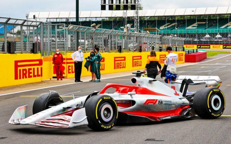 Monopost F1 pre rok 2022