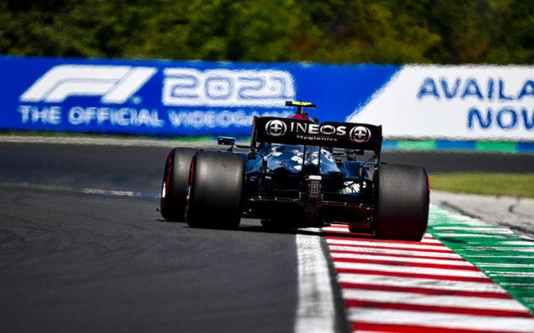 Valtteri Bottas, Mercedes zozadu
