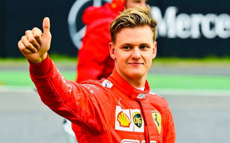 Mich Schumacher