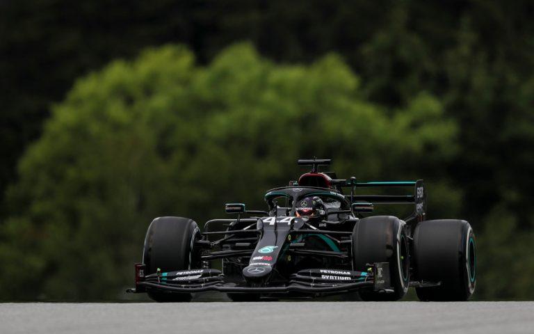 Lewis Hamilton, DRS