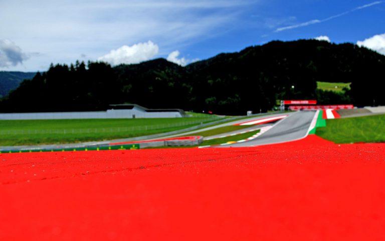 Red Bull Ring, Spielberg, Rakúsko