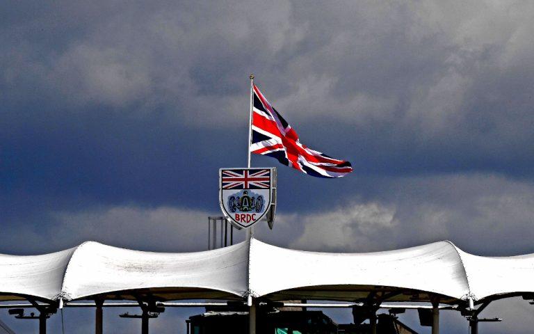 Silverstone, Veľká Británia, BRDC