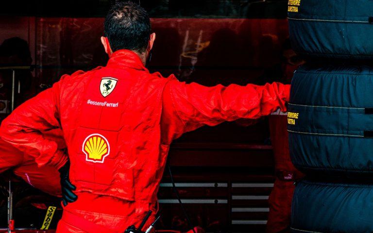Mechanik Ferrari