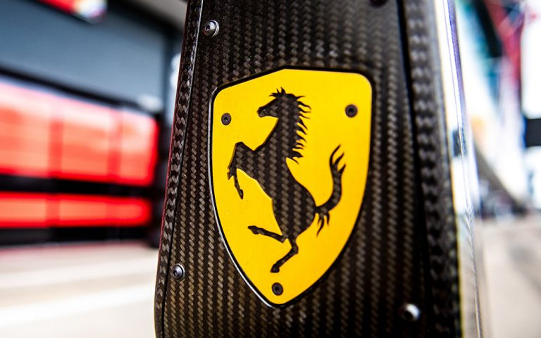 Scuderia Ferrari – ilustračné