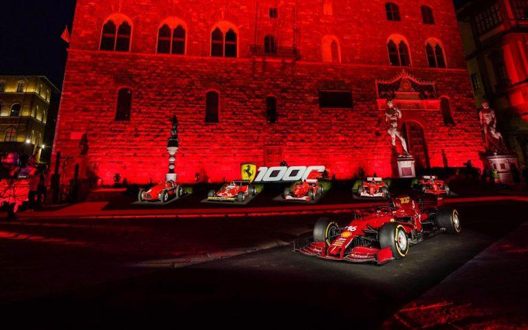 Ferrari oslavuje 1000. VC