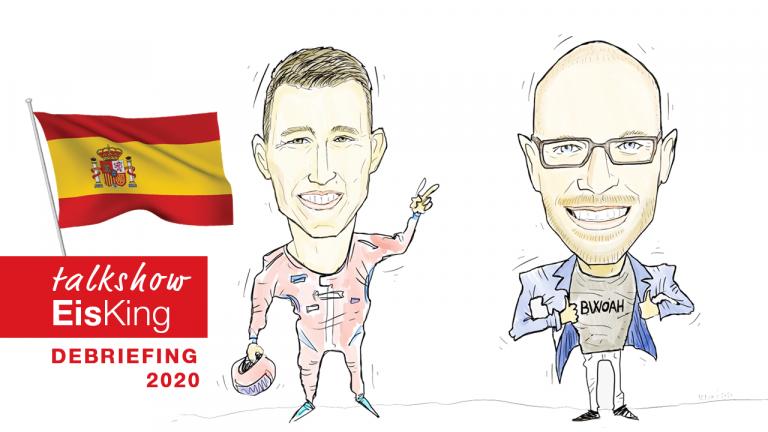 EisKing debriefing – VC Španielska 2020