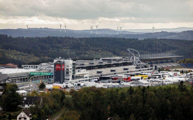 Nürburgring, Eifel, Nemecko