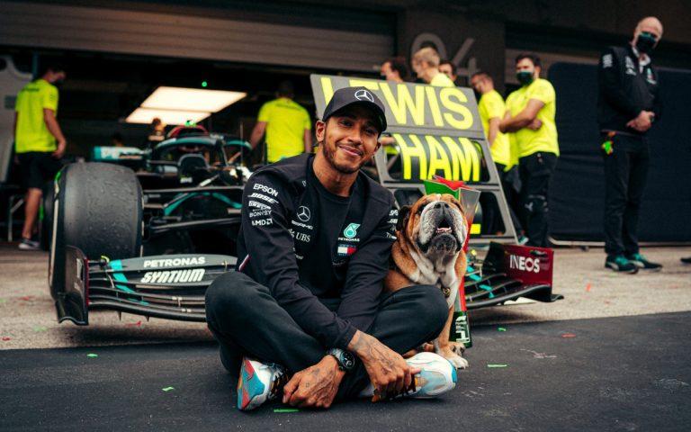 Lewis Hamilton, GP Portugalska 2020