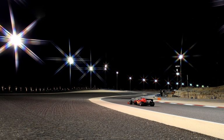 Sebastian Vettel, GP Sachíru