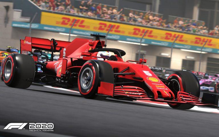 Hra F1 Codemasters