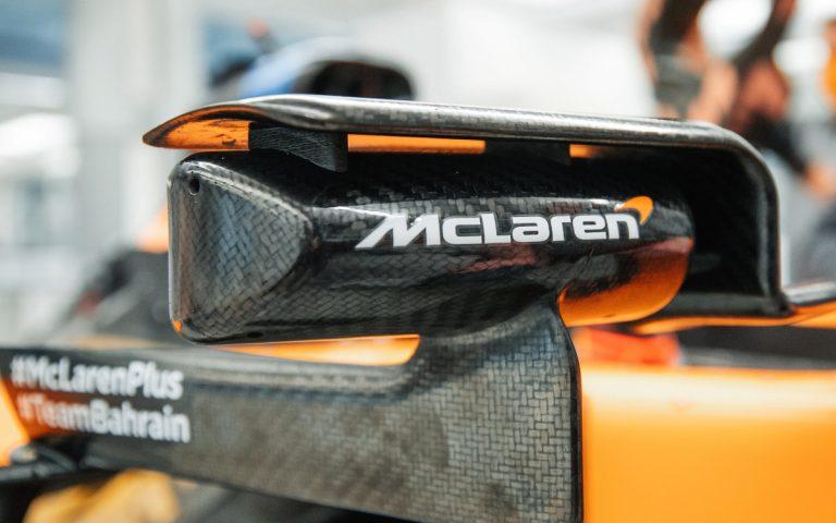 McLaren, ilustračné