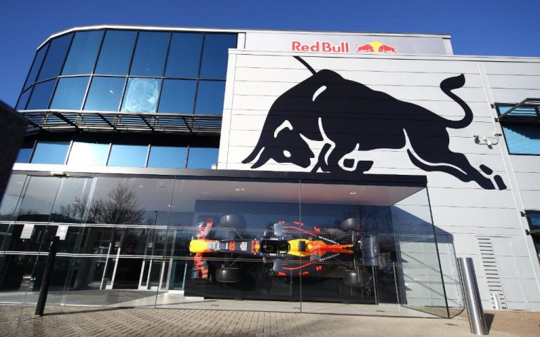 Továreň Red Bullu, Milton Keynes, ilustračné