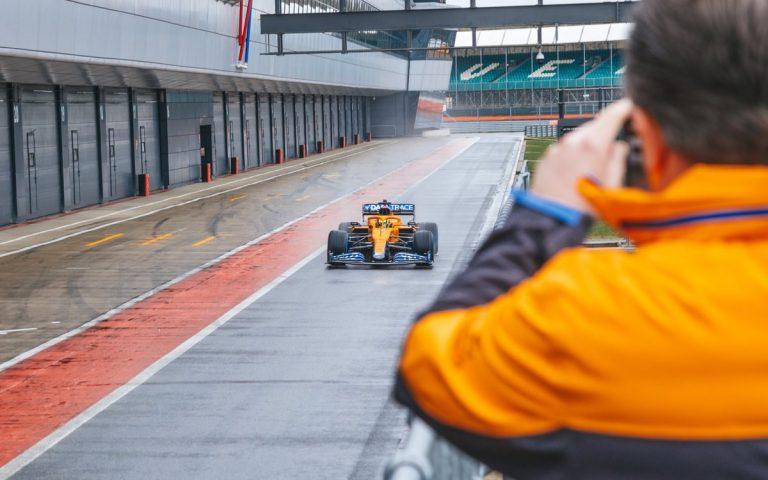 McLaren, Lando Norris
