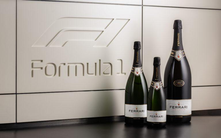 Šampanské Ferrari Trento