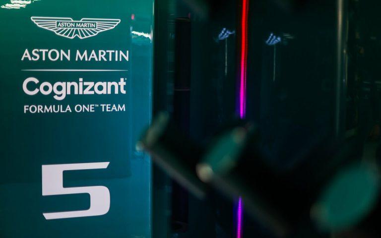 Sebastian Vettel, Aston Martin, ilustračné