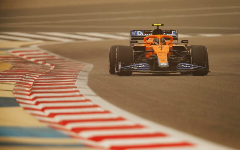 Twitter/McLaren