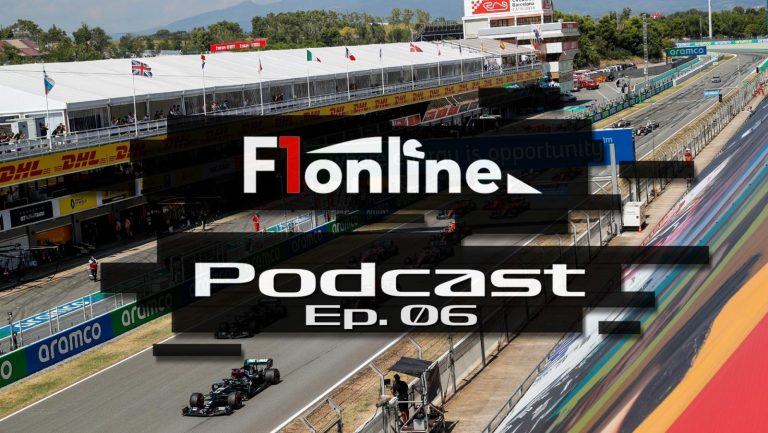 F1online podcast