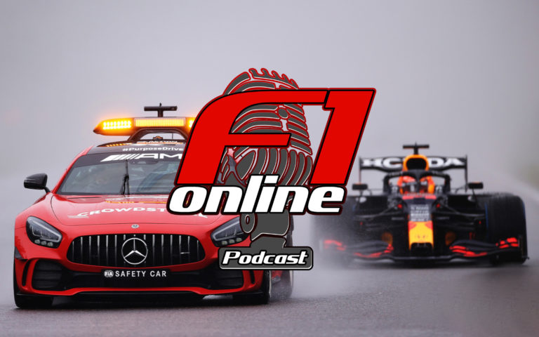 F1online podcast Belgicko