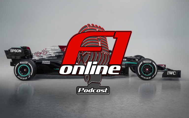 F1online podcast dlzka monopostov