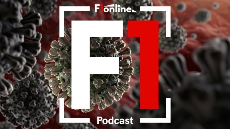 F1online podcast koronavírus